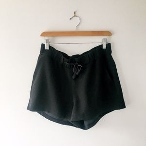 "lululemon // On the Fly Short *Woven 2.5"" in Black"